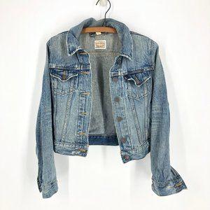 Levi's | Cropped Vintage Jean Jacket M